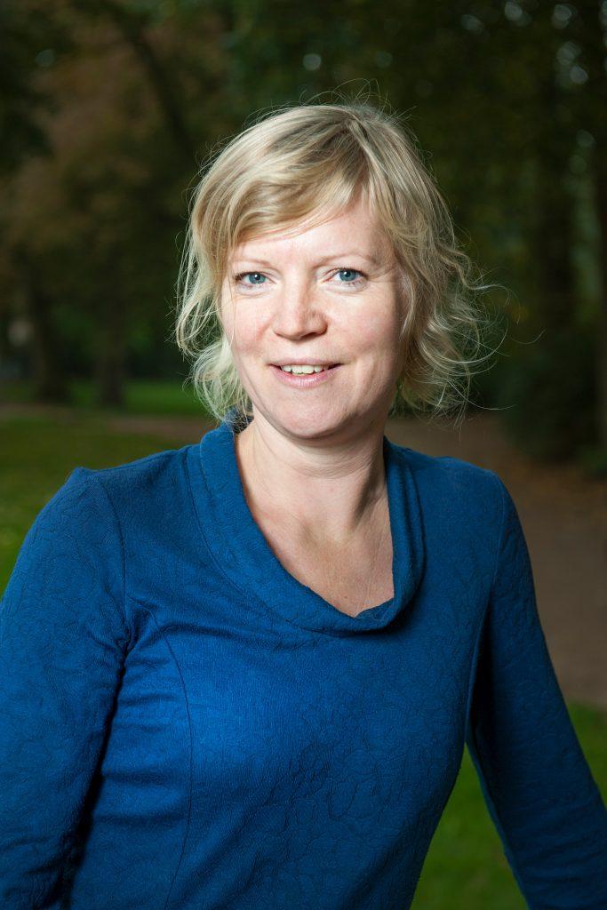 Portret van Mariken Schuur