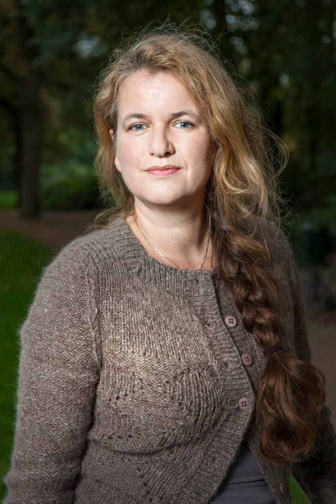 Portret van Reina Jager