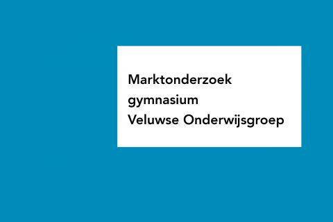 Afbeelding bij Marktonderzoek Veluwse Onderwijsgroep